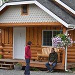 Photo de Denali Fireside Cabins & Suites