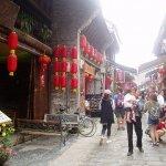 Xingping Fishing Village Foto