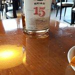 Brandy fra Mallorca, en positiv overraskelse.