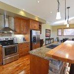 Residences at Fairmont Ridge Kitchen