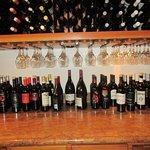 wine at olive garden