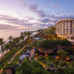 Hyatt Regency Maui Resort & Spa Sunset