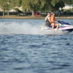 Guests from A Vista Villa, Kelowna, BC enjoy all types of watersports nearby