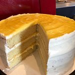 Lemon Cake (from the Dessert Pedaler)