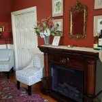 Victorian Room Fireplace