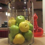 Apple Decor, Cafe Milano, Peppermill, West Wendover, NV
