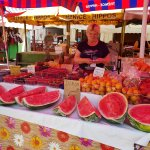 Fruit's Square (Trg Brace Radic)