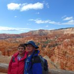 Cory took this picture for us at Bryce Canyon