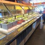 Bubba's Salad Bar