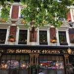 Photo de The Sherlock Holmes Pub