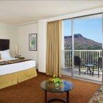 Park Shore Waikiki Diamond Head Suite View