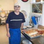 Carlos Vizcaino - Owner founder of Tortugas Homemade Pizza