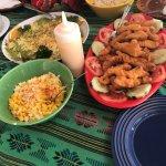 Fish Tacos+Verde Fillet = Excellent Dinner