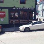 Lunenburg's best-kept secret, the Salt Shaker Deli