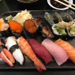 Some of the best sushi I have ever eaten. This is not the run-of-the-mill sushi. Each piece is d