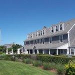 Wauwinet Hotel on Nantucket