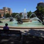 Nichols fountain