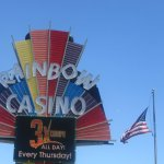 Rainbow Casino Hotel, West Wendover, Nevada