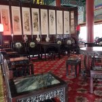 Interesting furniture from the Qing Dynasty