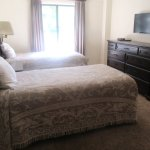 2nd Bedroom,Two Singles, Unit 225, Park Station Resort Condominium, Park City, Utah