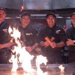 Mai Teppanyaki chefs