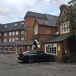 Photo de Best Western Abbots Barton Hotel