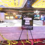 Extensive Renovation, New Poker Room, Peppermilll Hotel Casino, West Wendover, Nevada
