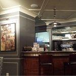 Bar and Lounge area.