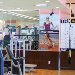 Fitness Center open daily 5:00am - 11:00pm