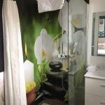 Salle d'eau inter-hotel la plage Dieppe