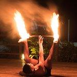 Saipan's Best Cultural & Dance Show  - fire dance