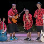 Saipan's Best Cultural & Dance Show - the Band!