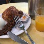 Reception, breakfast