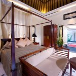 The Ylang Ylang - Western master bedroom