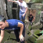 Great adventure with Best Angkor Guide