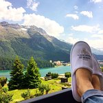 Kulm Hotel St. Moritz Picture