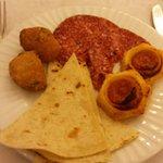 Cena tipica romagnola - deliziose!