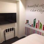 CityInn Hotel - Taipei Station Branch II Foto