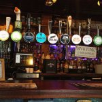 10 Draught Pour Beers, craft, lager, cider, Guinness and 3 Cask Ales