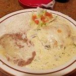 Chicken Enchiladas at Adelitas