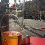 Leiden Platz Foto