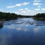 Photo de Androscoggin Swinging Bridge