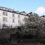 Manor Hotel in Spring
