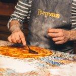 BungaTINI Pizza Making