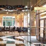 Brasserie Abode & Bar - Entrance
