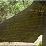 panneau de Morakot cave.
