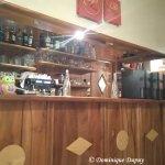 """Bar du Restaurant """"Le Forum"""" à Saint-Pierre d'Oléron"""