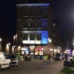 Hotel vu la nuit intra-muros
