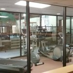Need a little workout?  Use our fitness room located next to our pool area.