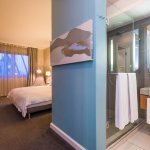 Bridge Rooms are with shower facilities only - No balcony available